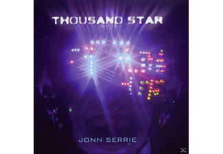 Jonn Serrie, John Serrie - Thousand Star - (CD)