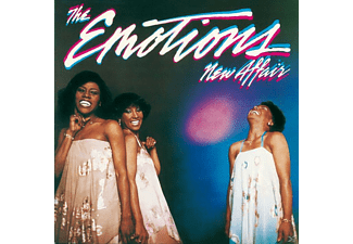 The Emotions - New Affair - (CD)