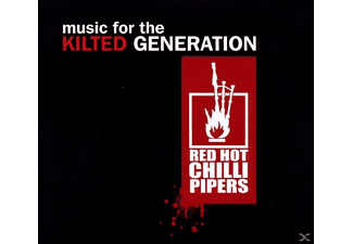 Red Hot Chilli Pipers - Music For The Kilted Generation - (CD)