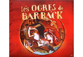 Les Ogres De Barback - TERRAIN VAGUE - (CD)