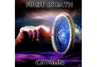 Catalin - First Breath - (CD)