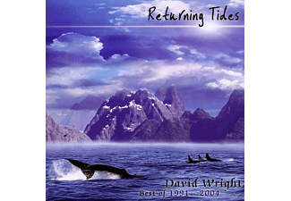 David Wright - Returning Tides - (CD)