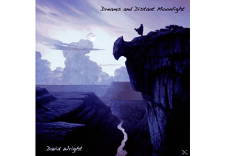 David Wright - Dreams and Distant Moonlight - (CD)