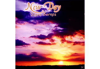 Steve Barnes - New Day - (CD)