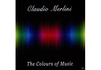 Claudio Merlini - The Colours of Music - (CD)
