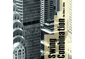 Swing Combination - Swing Combination The 40ies & 50ies-Whisper Not - (CD)