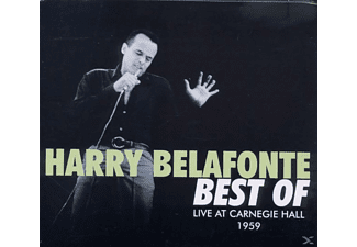 Harry Belafonte - Best Of - (CD)