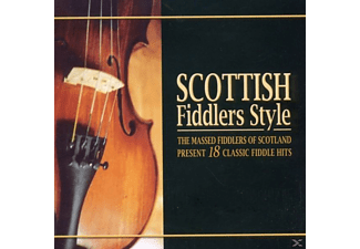 Scottish Fiddlers Style, Scottis Fiddlers Style - 18 Classic Fiddle Hits - (CD)