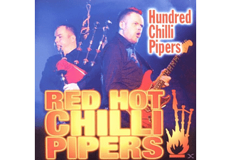 Red Hot Chilli Pipers - HUNDRED CHILLI PIPERS - (Maxi Single CD)