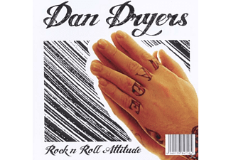 Dan Dryers - Rock'N Roll attitudes - (Maxi Single CD)
