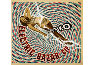 Electric Bazar Cie - Psychotiko - (CD)