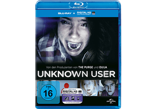 Unknown User - (Blu-ray)