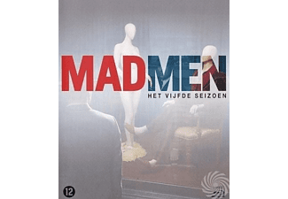Mad Men - Seizoen 5 | Blu-ray