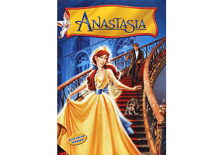 Anastasia Animation / Tecknat DVD