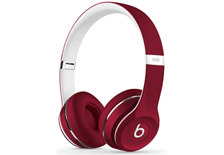 BEATS Solo2 Luxe Edition Red
