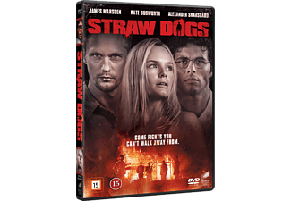 Straw Dogs Thriller DVD
