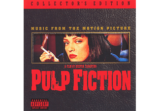 Various Pulp Fiction (Collector's Edition) Soundtrack CD