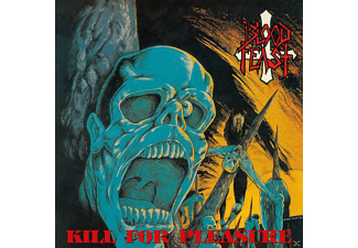 Blood Feast - Kill For Pleasure / Face Fate - (CD)