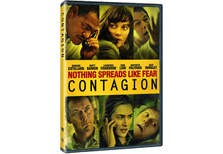 Contagion Thriller DVD