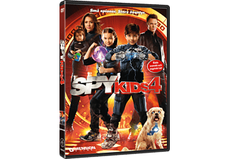 Spy Kids 4 Familj DVD