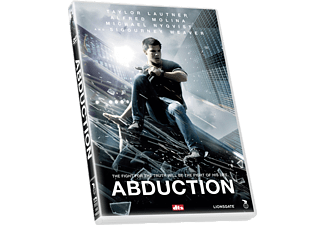 Abduction Thriller DVD