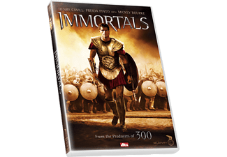 Immortals Action DVD