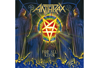 Anthrax - For All Kings | CD