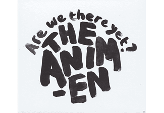 The Animen - Are We There Yet? - (LP + Bonus-CD)