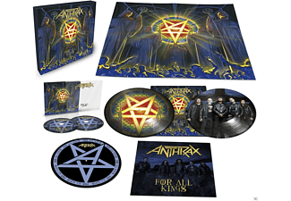 Anthrax - For All Kings (Limited Edition Box Set) | LP