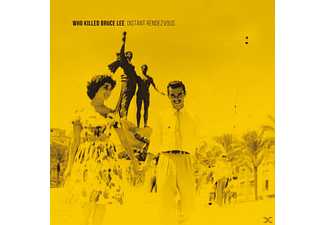 Who Killed Bruce Lee - Distant Rendezvous - (CD)