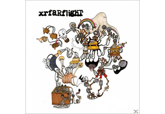 Xrfarflight - The Early Bird Catches The Worm... - (CD)