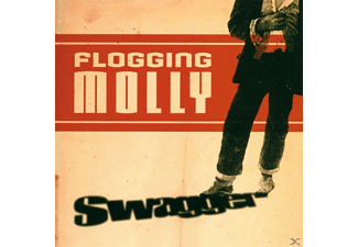 Flogging Molly - Swagger - (CD)
