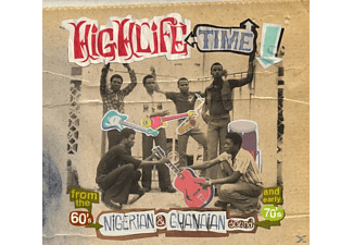 Highlife Time - Nigerian & Ghanaian Sounds - (CD)