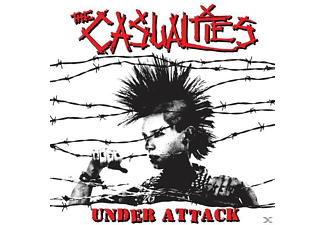 The Casualties - Under Attack - (CD)