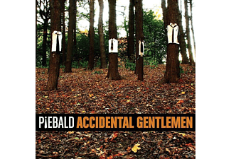 Piebald - Accidental Gentleman - (CD)