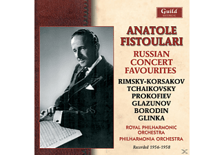 Anatole Fistoulari, The Philharmonia Orchestra - Russian Concert Favourites - (CD)