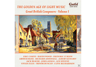 VARIOUS - Great British Composers Vol.1 - (CD)
