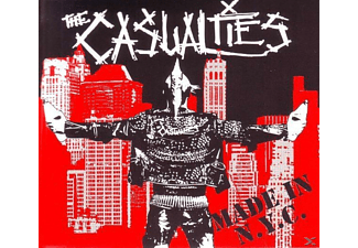 The Casualties - Made In Nyc - (DVD)