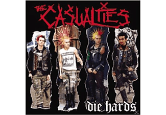 The Casualties - Die Hards - (CD)