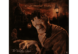 Disarmonia Mundi - The Isolation Game - (CD)