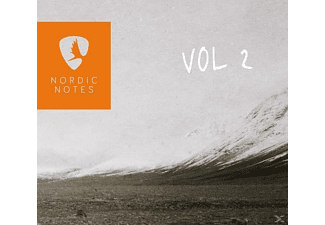 VARIOUS - Nordic Notes Vol.2 - (CD)