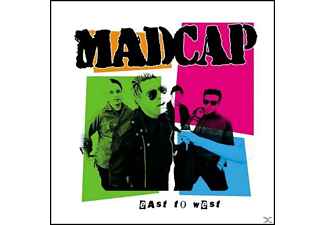 Madcap - EAST TO WEST - (CD)
