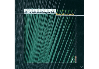 Chris Trio Wiesendanger - Live At Moods [CD]