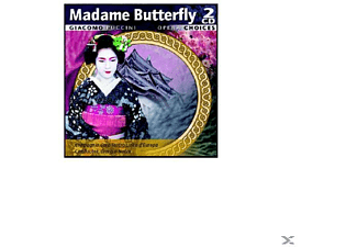 Giacomo Puccini - Madame Butterfly [CD]