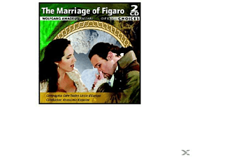Wolfgang Amadeus Mozart - A Night At The Opera - Le Nozze Di Figaro - (CD)