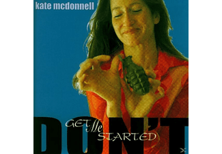 Kate Mcdonnell - Don't Get Me Started - (CD)
