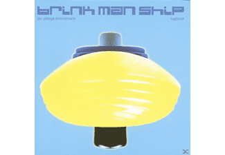 Brink Man Ship - Logbook [CD]