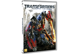 Transformers: Dark of the Moon Action DVD