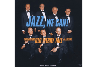 Traditional Old Merry Tale Jazzband - Jazz, We Can! [CD]