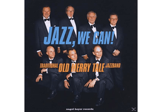Traditional Old Merry Tale Jazzband - Jazz, We Can! - (CD)